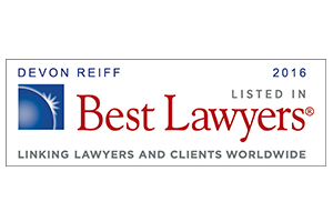 best lawyers award